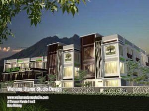 Jasa Arsitek Rumah Kos Mewah Di Bogor