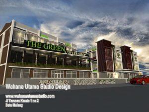 Desain Rumah Kos Bapak Erzon Djazai