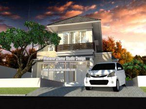 Jasa Arsitek Rumah Bapak Meylarto Rerung di Nabire Papua