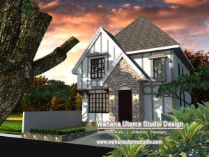 Gambar Denah Rumah Farm House
