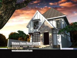 Arsitek Desain Rumah Farm House