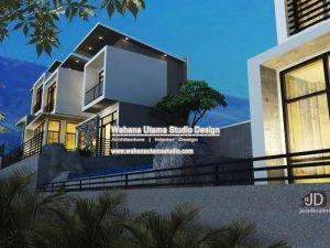 Jasa Desain Villa Murah