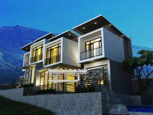 Arsitek Villa Modern