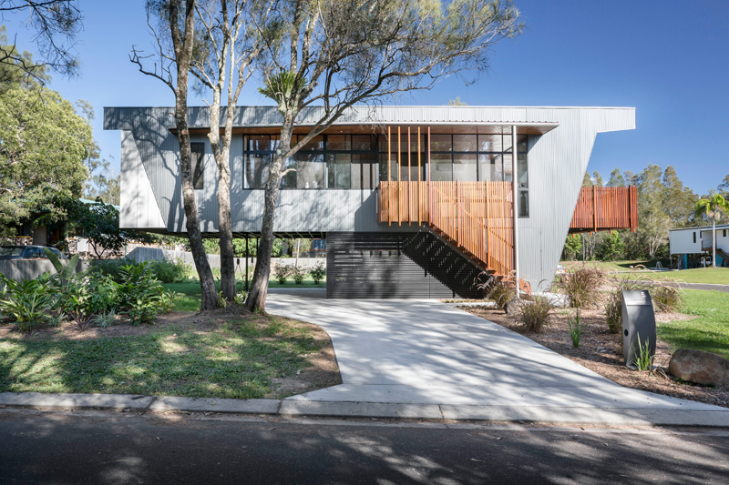 Ciri-Ciri Desain Arsitektur Modern Terbaik