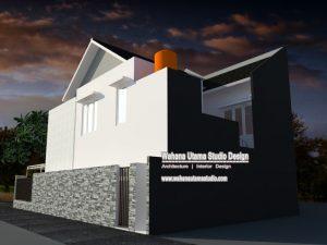Desain Gambar 3D Rumah Minimalis