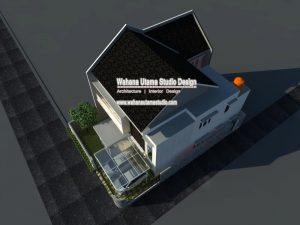 Gambar Desain Rumah Minimalis Mewah