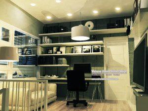 Gambar 3D Interior Ruang Kerja