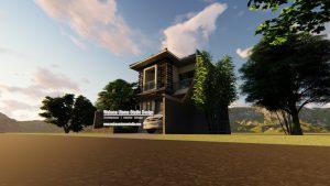 Desain Arsitek Rumah Modern Simple