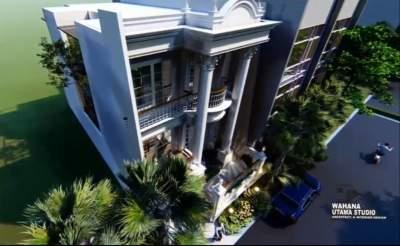 Desain Rumah Mewah Di Jakarta