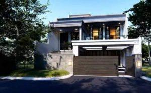 Desain Rumah American Style