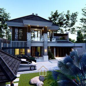 Jasa Arsitek Desain Rumah Mewah