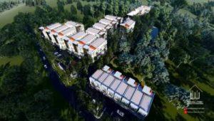 Jasa Desain Aparkost Mewah Green Student Village Tirtayasa Banten