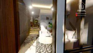 Desain Interior Rumah Homey