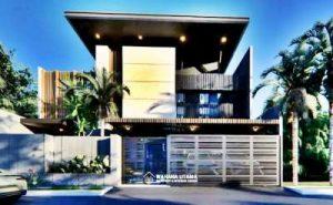 Desain Rumah Mewah 15x24 meter
